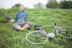 気楽なサイクリング