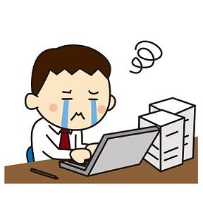毎日4時間残業をしなくていい業界と残業で体におこるダメージ・病気