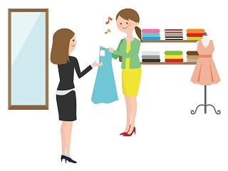 百貨店のきつい仕事で感じるストレスがない仕事とノルマ販売がきつい理由