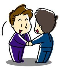 営業職の楽な業界に就職する方法【きつい営業職とは?】