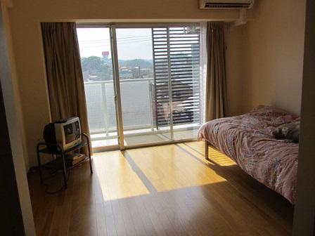 完全個室の寮の様子1