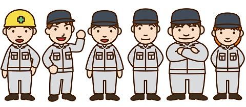 工場での正社員・期間工・派遣の違い【雇用期間・給料・仕事内容】