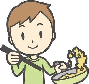 一人暮らしの夜勤で疲れてるときの自炊方法 体に悪い外食は少なくしよう