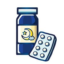 夜勤で眠れないけど睡眠薬は怖い?正しく使えば体調がよくなる理由