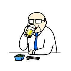 夜勤者は酒を少なくしたほうがいい理由