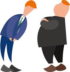 営業で運が悪いと頭のおかしい取引先の人物が2人3人になるケースもある